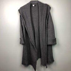 Soft Surroundings Telluride Topper Sweater Coat
